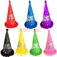Wholesale buying Birthday Balloon Hat Supplier:                                                                                                            happymark