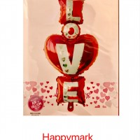 Wholesale buying Foil balloon love design Supplier:                                                                                                            happymark