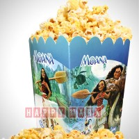 Wholesale buying 10 packs of Moana themed popcorn container Supplier:                                                                                                            happymark