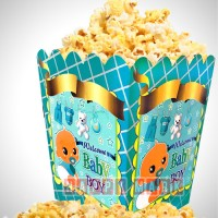 Wholesale buying Pack of 10 popcorn container boys theme Supplier:                                                                                                            happymark