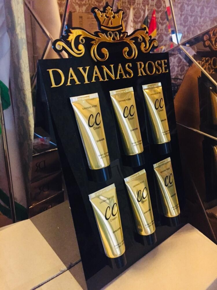 image number  1 products  Diana's Rose Powder Cream
