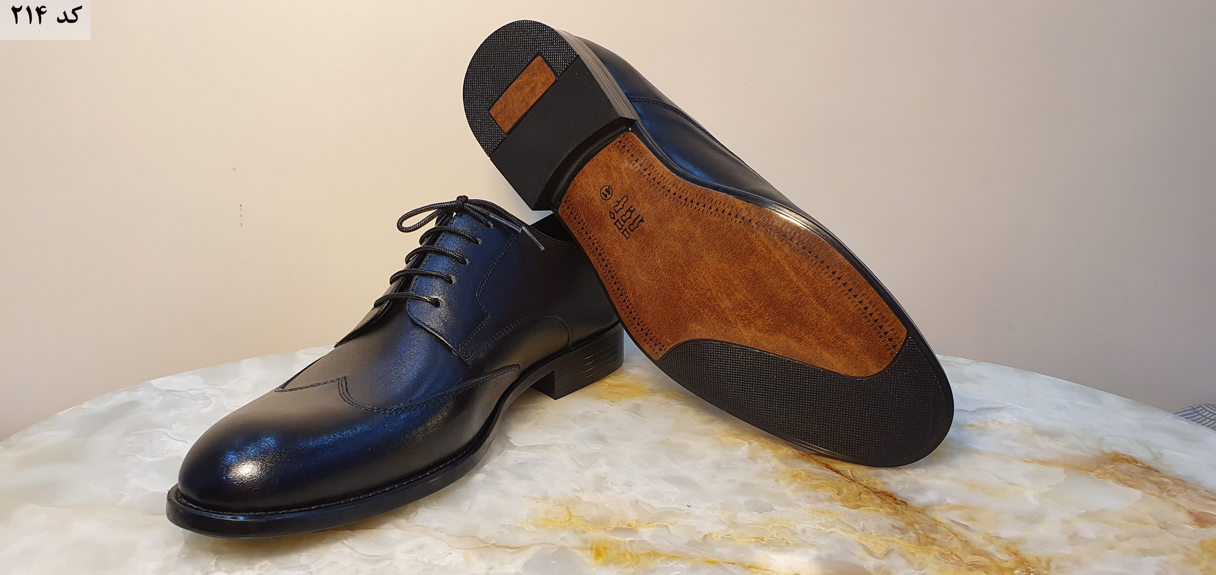 image number  3 products  Turan classic shoes code 314