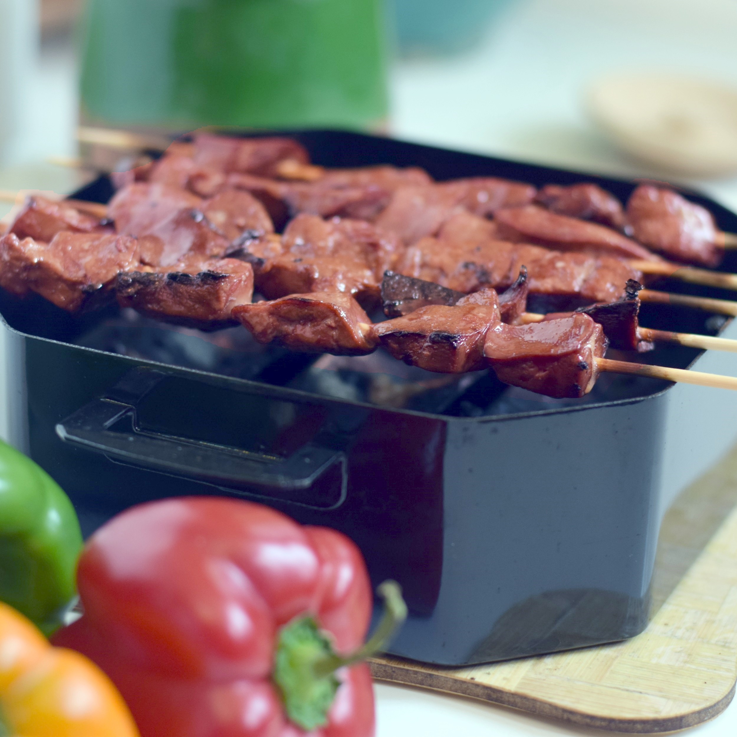 image number  2 products  Roasted kebabs