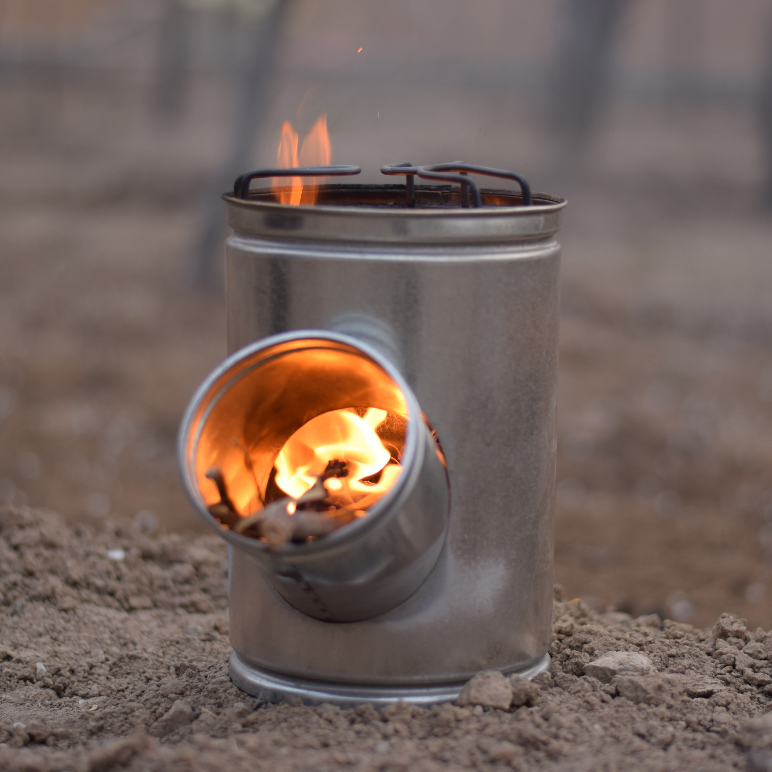 image number  6 products  Atlas travel wood stove