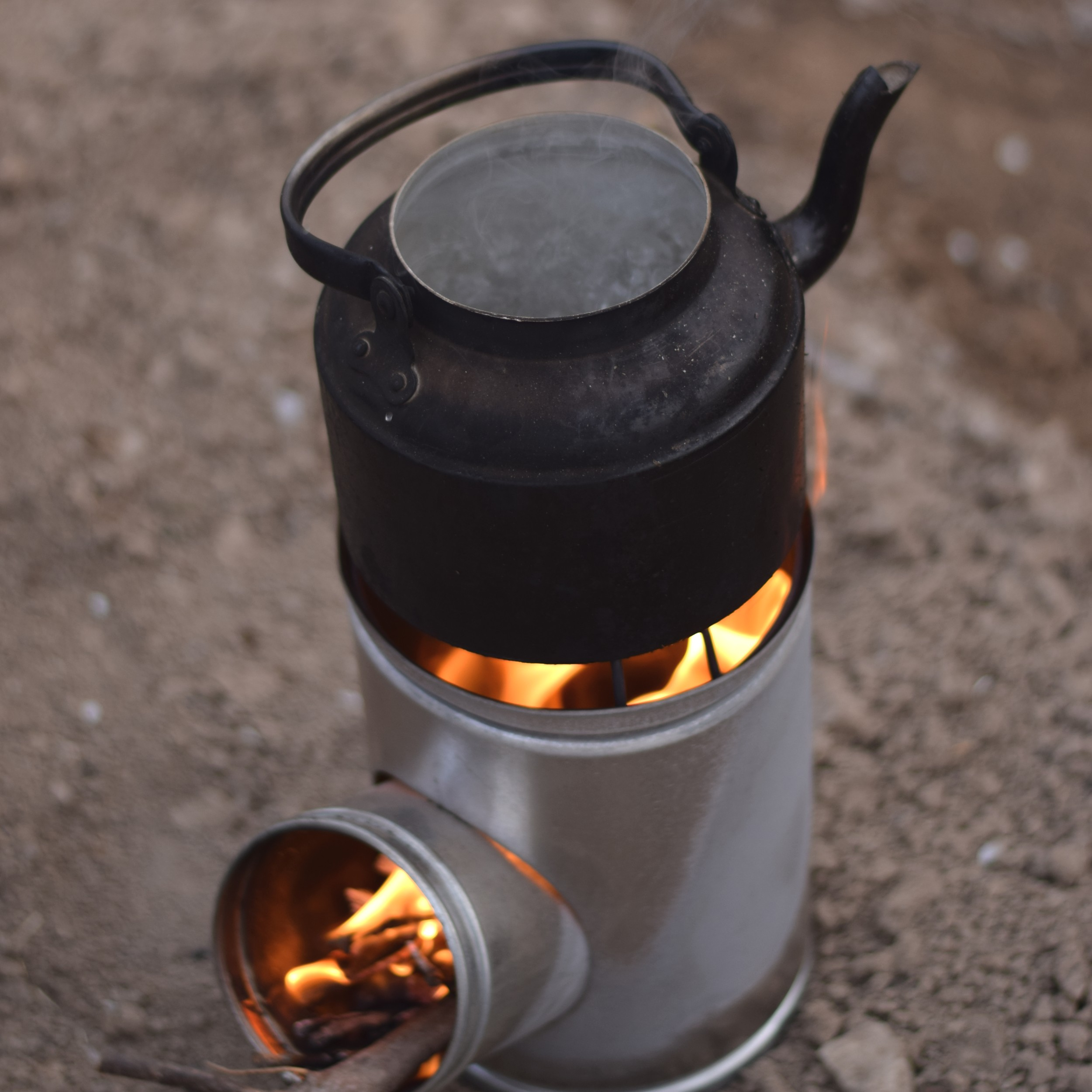 image number  7 products  Atlas travel wood stove