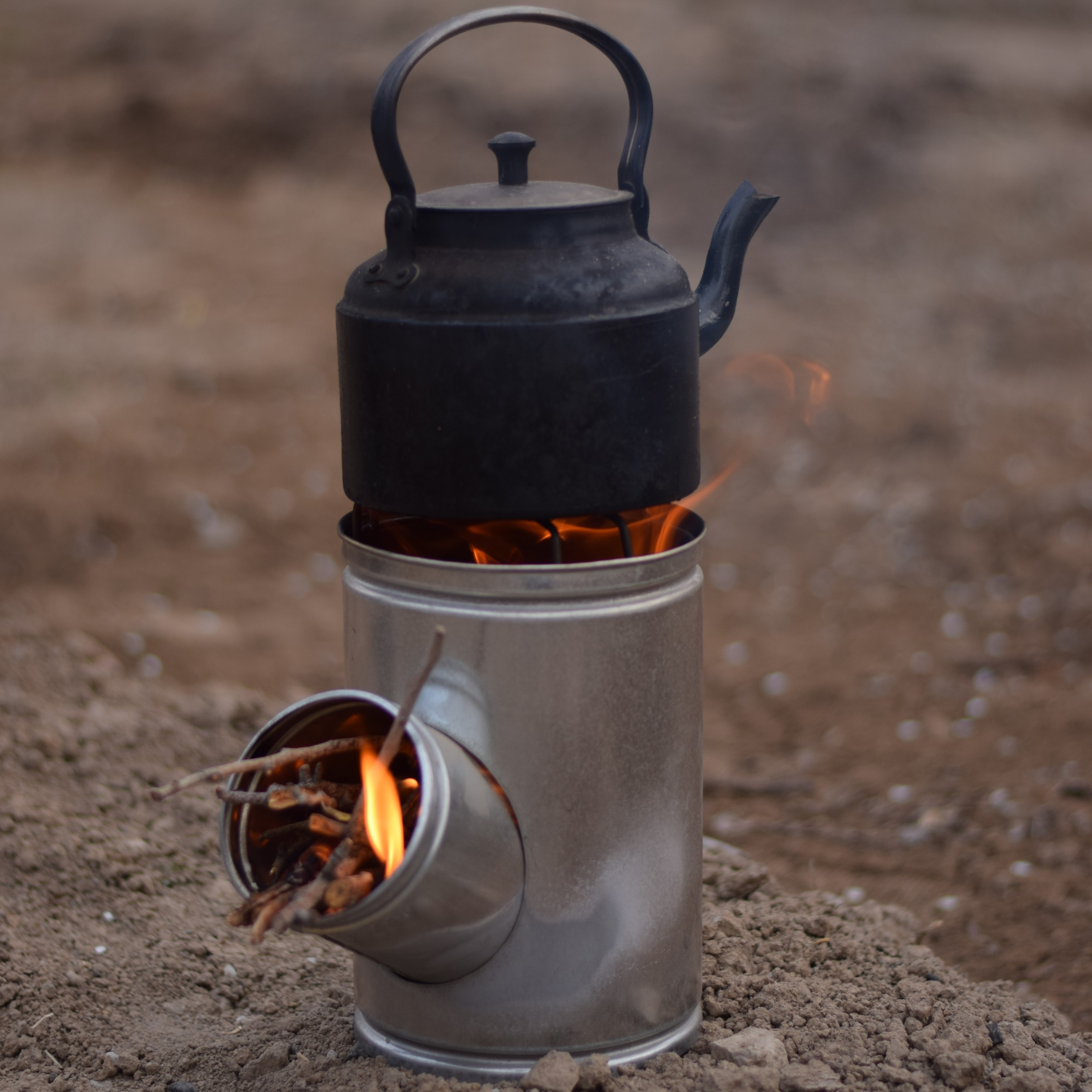 image number  3 products  Atlas travel wood stove