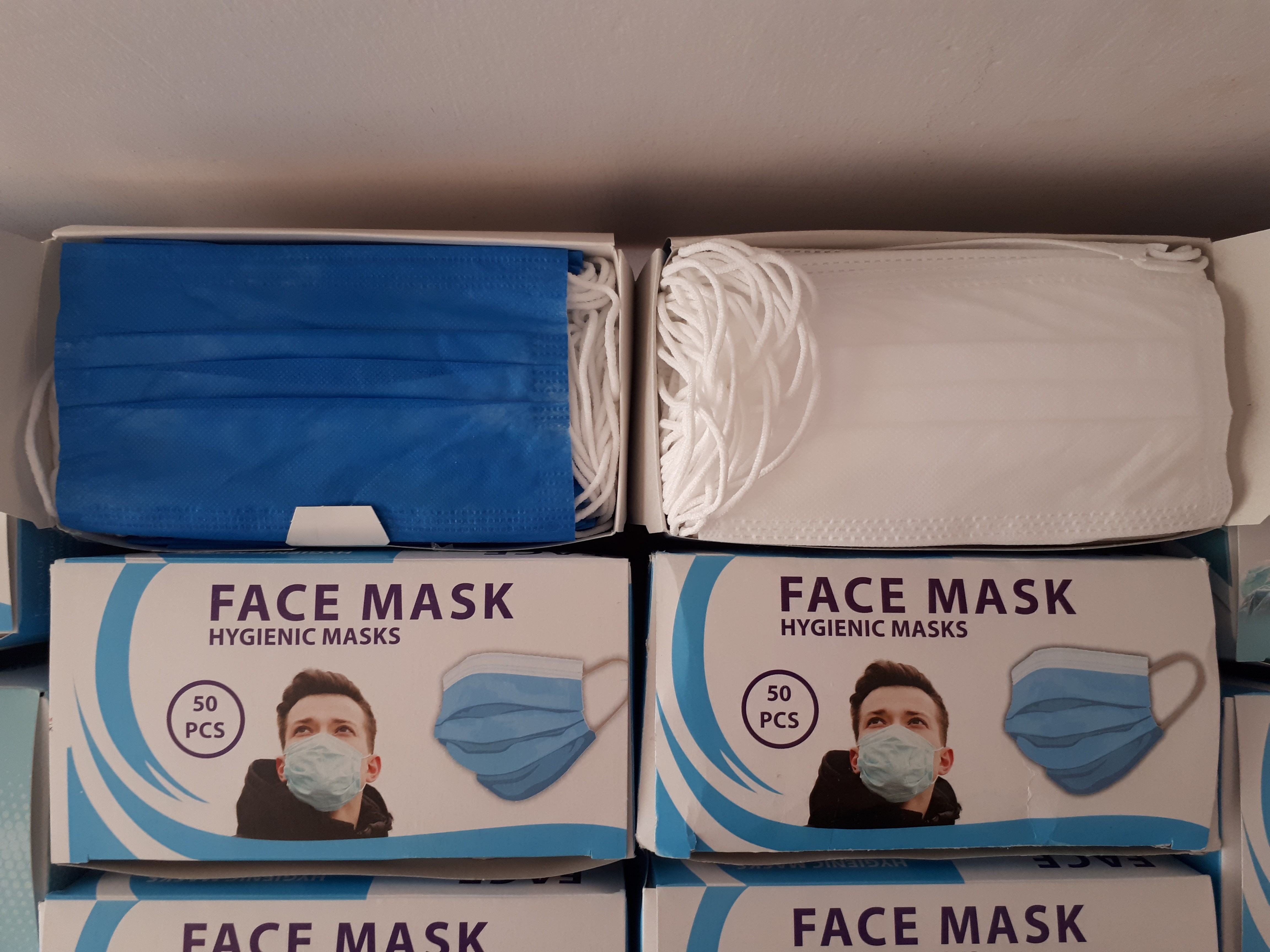 products  Blown Nation Three Layer Surgical Mask