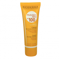 Iranian's Bioderma SPF100 colorless sunscreen