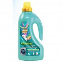 Wholesale buying 1.5 liter concentrate washing machine liquid Supplier:                                                                                                            Clean Land