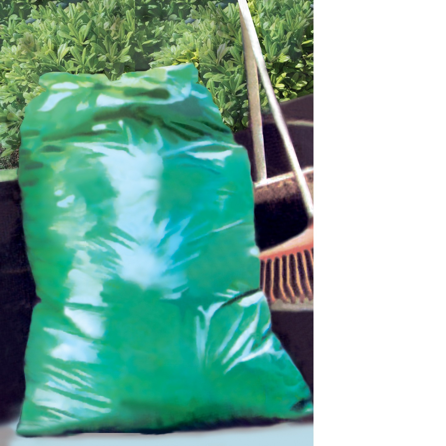 image number  1 products  Large garbage bag 25 pieces, spring 65x80cm box