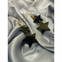 Wholesale buying Two star earrings Supplier:                                                                                                            infinity accessory
