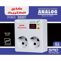 Iranian's  Analog refrigerator protector with 2 meter wire