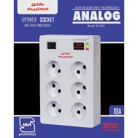 Wholesale buying 6-way audio and video protector and computer Supplier:                                                                                                            kaj electric