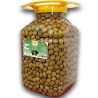 Wholesale buying 7kg pure olives special bulk pet olive Angsepam (green pond) Supplier:                                                                                                            anjespam