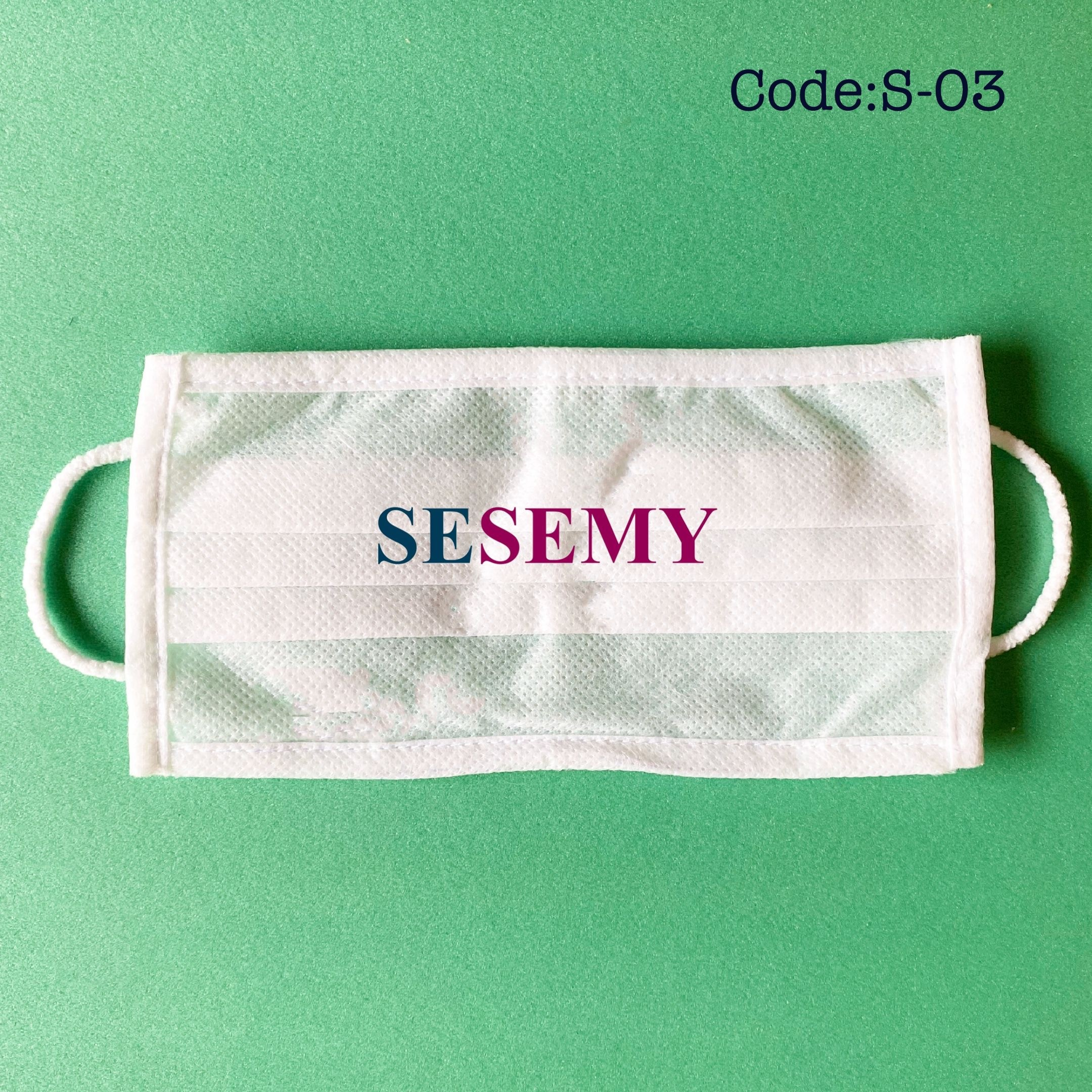 products  Sanitary mask s 03