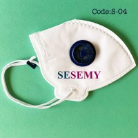 Wholesale buying 5 layer filter mask with S 04 filter Supplier:                                                                                                            sesemy