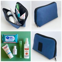 Iranian's  Spray sanitary ware and storage bag and disinfectant gel bag