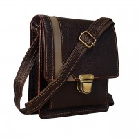 image number  5 products  Natural leather bag code 648