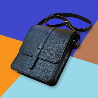 Iranian's Natural leather bag code 666