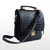 Iranian's Office Bag and Natural Leather Code 667