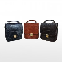 image number  6 products  Office Bag and Natural Leather Code 667