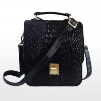image number  3 products  Office Bag and Natural Leather Code 667