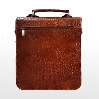 image number  5 products  Office Bag and Natural Leather Code 667