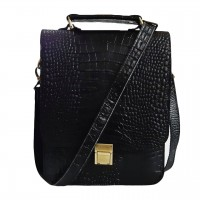 image number  1 products  Office Bag and Natural Leather Code 667