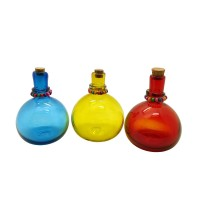 Iranian's  Stained glass bottle