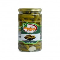 Wholesale buying Super jar cucumber 680 Supplier:                                                                                                            Khoshtamebahar
