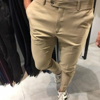 Wholesale buying Gabardine Cache Fabric Trousers Versace Model Supplier:                                                                                                            GHAEM