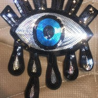 Iranian's  Eye Dress Sticker