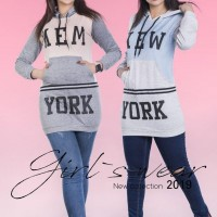 Iranian's  Tonic hoodie pockets new york