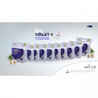 Wholesale buying 4-roll 4-layer toilet paper Colorant Plus V Supplier:                                                                                                            plus we