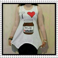 Iranian's  Nutella sundress