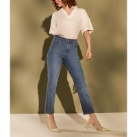 Wholesale buying Defacto women's jeans in Turkey Supplier:                                                                                                            Meditarrane
