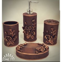 Iranian's  4 pieces of toilet resin