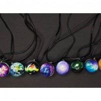 Iranian's Necklace Planet Necklace