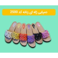 Iranian's  Golestan design women's jelly slippers