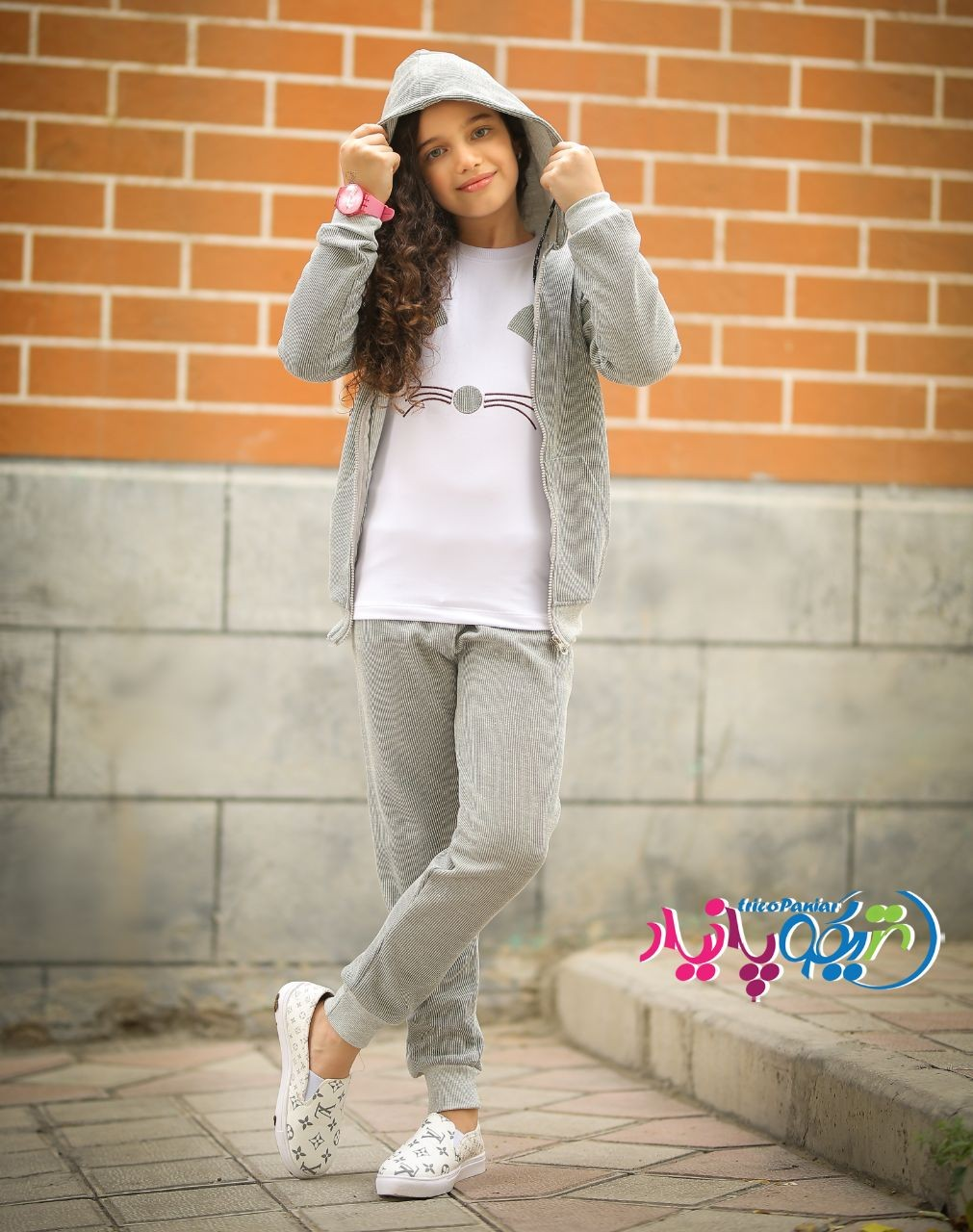 image number  1 products  Cat litter sweatshirt and pants