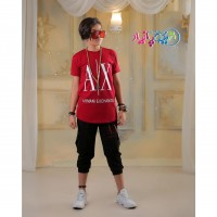 Wholesale buying T-shirt and shorts set I.x. Supplier:                                                                                                            Paniar