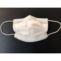 Iranian's Three-layer nationwide ultrasonic nursing mask and white span band