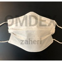 Iranian's Nation three-layer ultrasonic nursing mask and high-volume white span