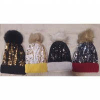 Iranian's  Women's and girls' sequined hats